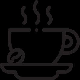 Nápoje zadarmo (káva; čaj; minerálky;...)